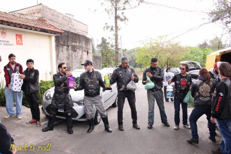 Read more about the article Ação Social Moto Clubes – iniciativa do grupo Vikings MC